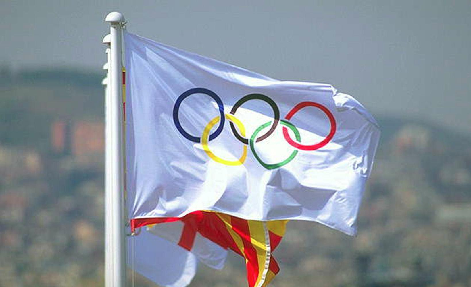 Фото олимпийский девиз команды 3