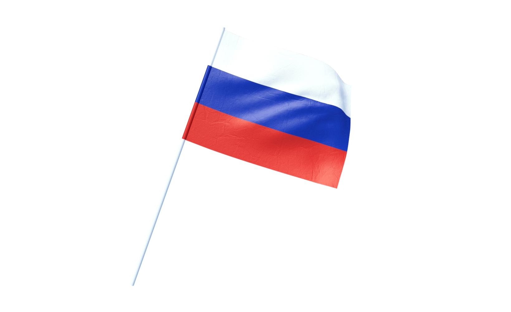 Аппликация как сделать флаг